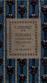 Poèmes légendaires de Flandre et de Brabant_cover