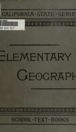 Elementary geography_cover