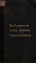 The elements of railroad engineering 4_cover