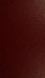 Stuttgarter Beiträge zur Naturkunde no. 245-258 (1997)_cover