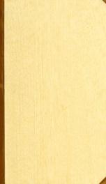 Gemeinnüzzige Naturgeschichte des Thierreichs : darinn die merkwürdigsten und nüzlichsten Thiere in systematischer Ordnung beschrieben und alle Geschlechter in Abbildungen nach der Natur vorgestellet werden Bd 1_cover