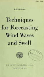 Techniques for forecasting wind waves and swell_cover