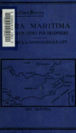 Ora maritima, a Latin story for beginners, with grammar and exercises_cover