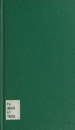 Anacreontis, quae feruntur, carmina, Sapphus et Erinnae fragmenta. Textum passim refinxit brevique annotatione illustravit Ern. Anton. Moebius_cover