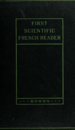 A first scientific French reader_cover