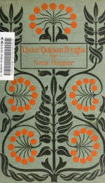 Under quicken boughs : [poems]_cover