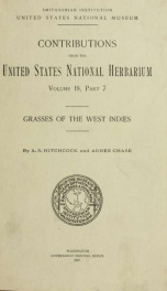 Grasses of the West Indies_cover