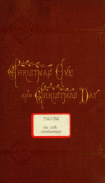 Christmas Eve and Christmas Day : ten Christmas stories_cover