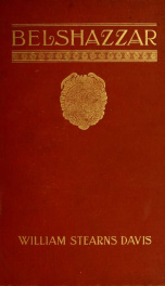 Belshazzar : a tale of the fall of Babylon_cover