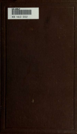 The Vatican council; eight months at Rome, during the Vatican council;_cover
