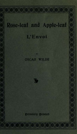 Rose-leaf and apple-leaf: L'envoi_cover