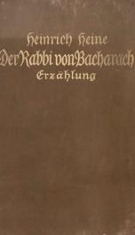 Der Rabbi von Bacharach_cover