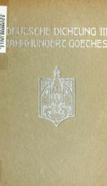 Deutsche Dichtung 03_cover