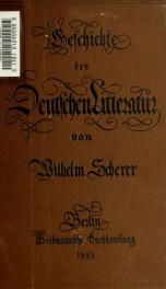 Geschichte der deutschen Dichtung_cover