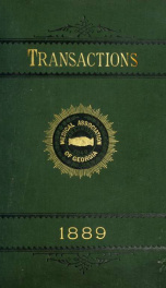 Transactions 1889_cover
