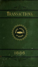 Transactions 1886_cover