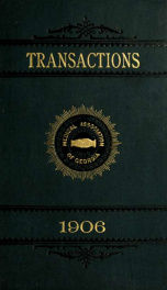 Transactions 1906_cover