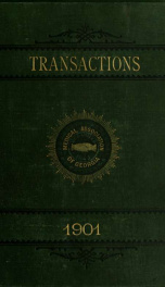 Transactions 1901_cover