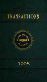Transactions 1908_cover