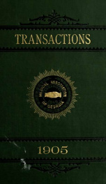 Transactions 1905_cover