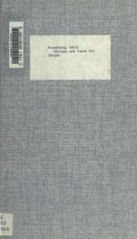 Adriaen und Isack van Ostade [Liebhaber-Ausg.]_cover
