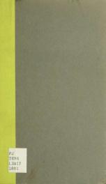 Die Gedichte des Lebid. Nach der Wiener Ausg. übers. und mit Anmerkungen versehn aus dem Nachlasse [von] A. Huber hrsg. von Carl Brockelmann_cover