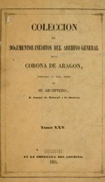 Colección de documentos inéditos 25_cover