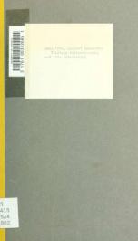 Tolstois Weltanschauung und ihre Entwicklung_cover