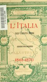L'Italia nei cento anni del secolo XIX (1801-1900) giorno per giorno illustrata 4_cover