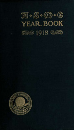 Year book 1918_cover