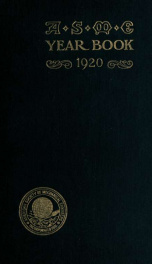 Year book 1920_cover