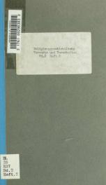 Religionsgeschichtliche Versuche und Vorarbeiten 02 pt 2_cover