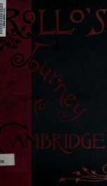 Rollo's journey to Cambridge_cover