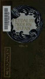 Feudal and modern Japan 2_cover