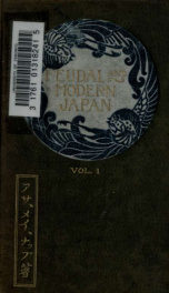 Feudal and modern Japan 1_cover