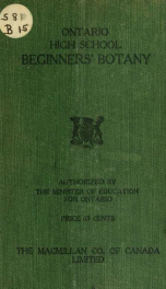 Beginners botany_cover