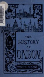 The history of London_cover