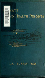 Climate and health resorts_cover