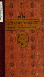 The biography of a grizzly_cover