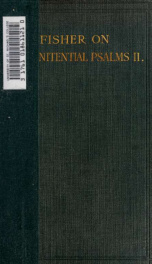 Commentary on the seven penitential psalms 2_cover