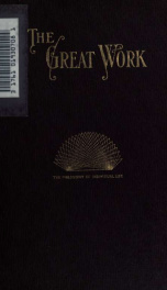 The great work : the constructive principle of nature in individual life 3_cover
