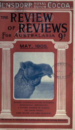 Stead's Review 1905_cover