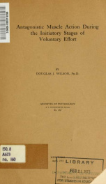 Archives of psychology 160_cover