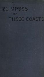 Glimpses of three coasts_cover