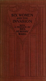 Six women and the invasion_cover