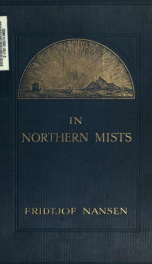 In northern mists : Arctic exploration in early times 1_cover