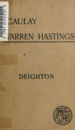 Warren Hastings_cover