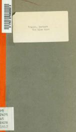 The blue bird; souvenir book_cover
