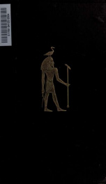 The Mummy, chapters on Egyptian funerary archaeology_cover