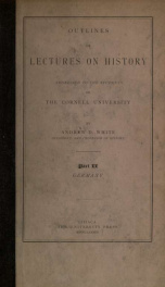 Outline of lectures on history_cover